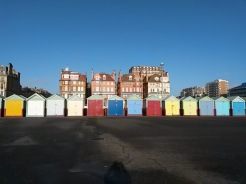 Hove Huts and Victorian Houses