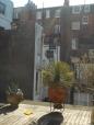 Terrace at igigi cafe, Brighton