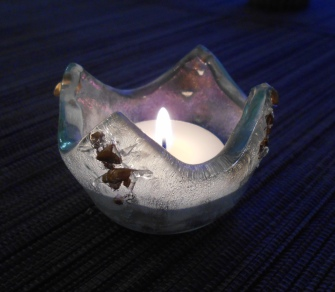 Candle from Iceland