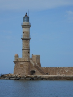 The old Venetian light house