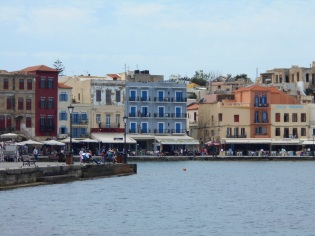 Chania New Harbour